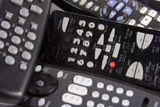 Free Remote Controls Stock Photo - 367960