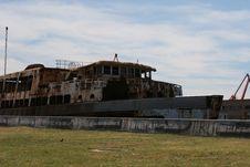 Free Rusting Wreck Stock Photos - 368003