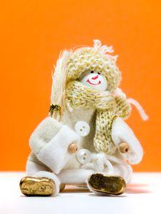 Free Snowman Stock Photo - 368090