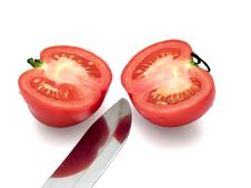 Free Tomato [5] Stock Photography - 368992