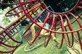Free Kid Playing In Playground Stock Photo - 3600100
