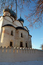 Free The Old Russian Cathedral Royalty Free Stock Photography - 3606247