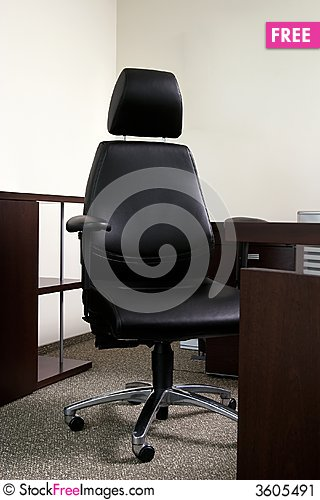 Free Seat For Chief Stock Image - 3605491