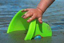 Free Child Hand Royalty Free Stock Photo - 3600055