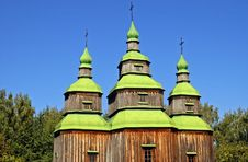 Free Old Ukranian Church Stock Image - 3600151