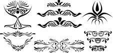 Free Scroll Design Stock Photo - 3600800