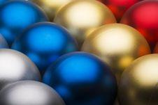 Free Christmas Ball Stock Photography - 3600822