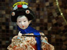 Free Geisha Stock Image - 3601731