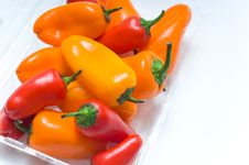Free Fresh Sweet Peppers Stock Photos - 3602863