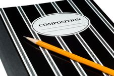 Free Composition Book Stock Photos - 3602883