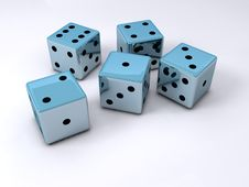 Free Dice Stock Images - 3603334