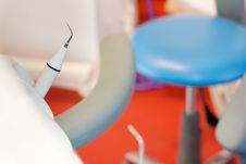 In The Dentist S Office Royalty Free Stock Photo