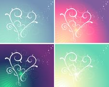 Free Abstract Wallpaper Royalty Free Stock Photography - 3603627