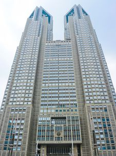 Free Shinjuku Royalty Free Stock Photo - 3603835