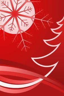 Free Christmas Tree Royalty Free Stock Photo - 3604225