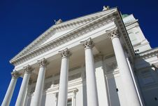Free Helsinki Grand Cathedral Stock Photography - 3604252