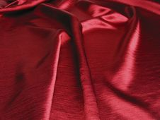 Free Soft Red Satin Background Royalty Free Stock Photo - 3605595