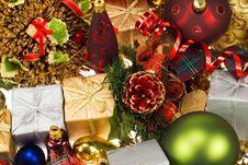 Free Christmas Decoration Stock Photos - 3607493