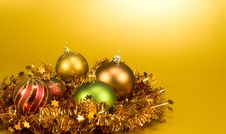 Free Christmas Decoration Royalty Free Stock Images - 3607549