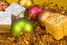 Free Christmas Decoration Royalty Free Stock Photo - 3607585