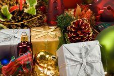Free Christmas Decoration Stock Photos - 3607673