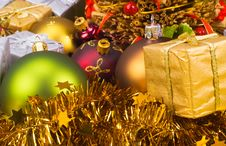 Free Christmas Decoration Royalty Free Stock Photos - 3607688