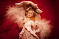 Free Angel Figurine Stock Image - 36001521