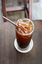 Free Iced Black Coffee Royalty Free Stock Images - 36004699