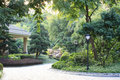 Free Chinese Style Garden Royalty Free Stock Photos - 36006648