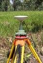 Free GPS Surveying Stock Image - 36007941