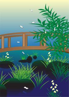 Free Bridge Stock Image - 36001321
