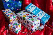 Free Gift Box Royalty Free Stock Images - 36004729
