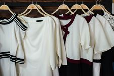 Free White Blouses Stock Photography - 36004782