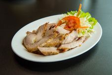 Free Roasted Pork Stock Photo - 36004840
