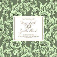 Free Wedding Card Stock Photo - 36006080