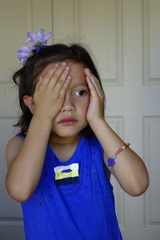 Free Pensive Child Stock Photos - 36007483