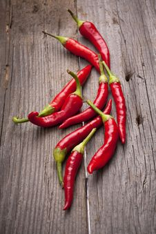 Free Chili Peppers Stock Photo - 36008230