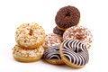 Free Donuts Stuffed Stock Image - 36011771