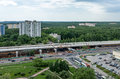 Free Overpass Construction Royalty Free Stock Photo - 36014655
