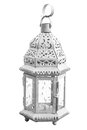 Free White Vintage Lamp Royalty Free Stock Photos - 36018658