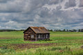 Free Little Brown House Royalty Free Stock Images - 36018859