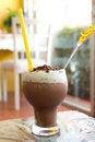Free Cocoa Smoothie Stock Photo - 36018980