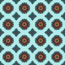 Free Geometric Gift Wrap Seamless Pattern Stock Image - 36011191