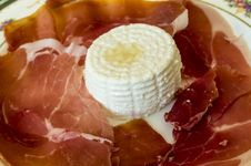 Free Ham And Cheese Stock Photography - 36012602