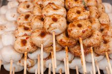 Free Meat Ball Stock Photography - 36016102
