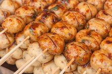 Free Meat Ball Stock Images - 36016104
