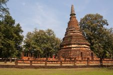 Free Pagoda Royalty Free Stock Image - 36016826
