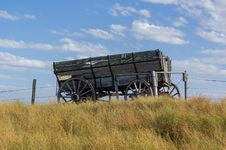 Free Horse Drawn Wagon Stock Photos - 36019423