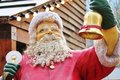 Free Santa Claus Dressed In Red With Beard And Hat Stock Photo - 36025910