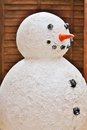 Free Christmas Snowman Model Stock Photo - 36026840